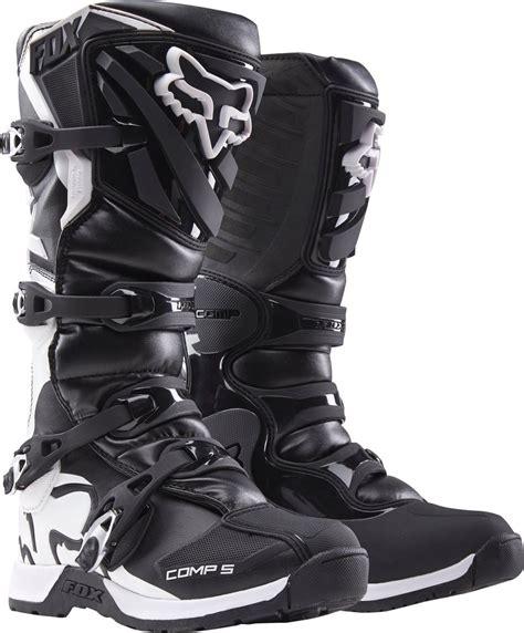 mens mx boots fox racing mens comp 5 motocross mx riding boots