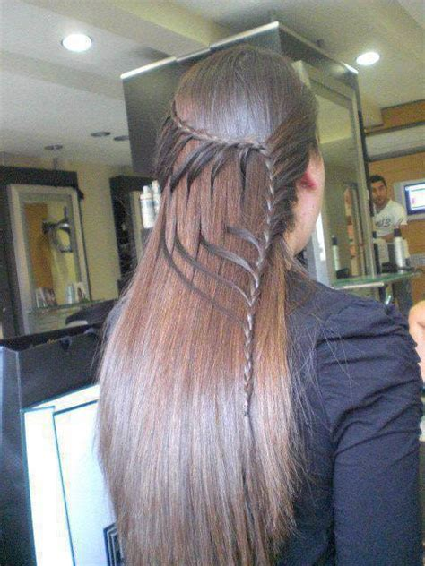 tie back hairstyles easy long hairstyles 2013 braided hair styles for long hair