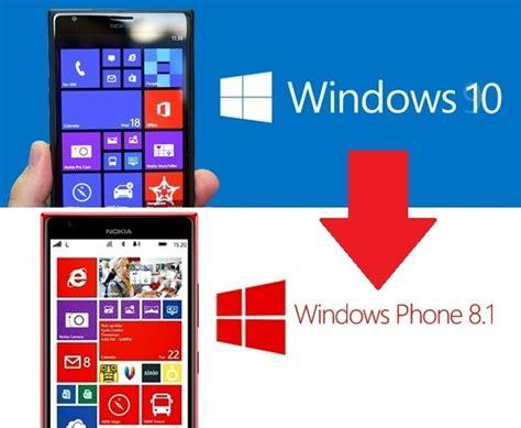 windows 10 win10 wp8 windows phone wp8 como regresar de windows phone 10 technical preview a