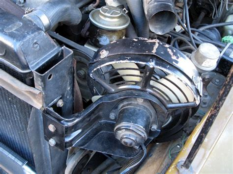 fan with compartment help with engine compartment cooling fan ih8mud forum