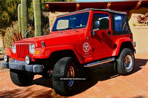 2005 Jeep Wrangler 2 Door 2005 Jeep Wrangler Se Sport Utility 2 Door 2 4l