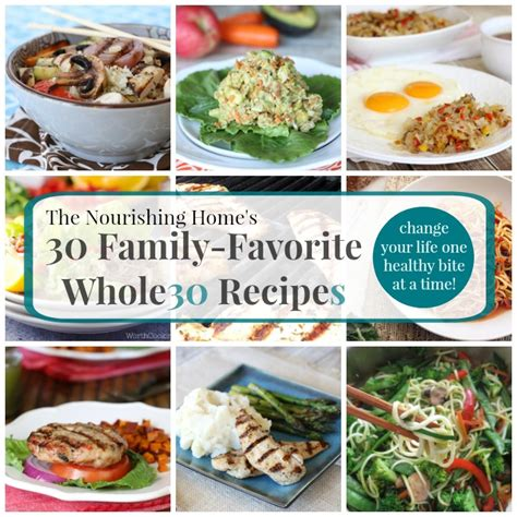 30 day whole food cooker challenge delicious simple and whole food cooker recipes for everyone books 30 favorite whole30 recipes the nourishing home