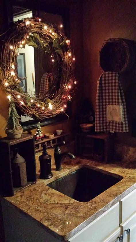 The 25 Best Primitive Bathroom Decor Ideas On Pinterest Primitive Bathroom Accessories