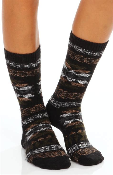 tribal pattern boots hue tribal pattern boot sock u13919 hue hosiery