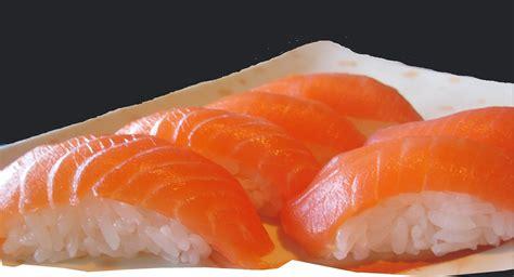 Salmon Sushi salmon nigiri 10