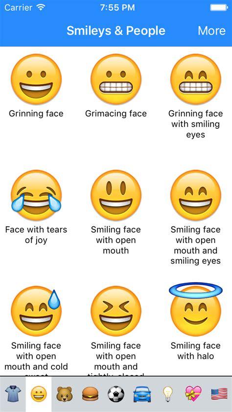 emoji meanings emoji meanings on iphone emoji world