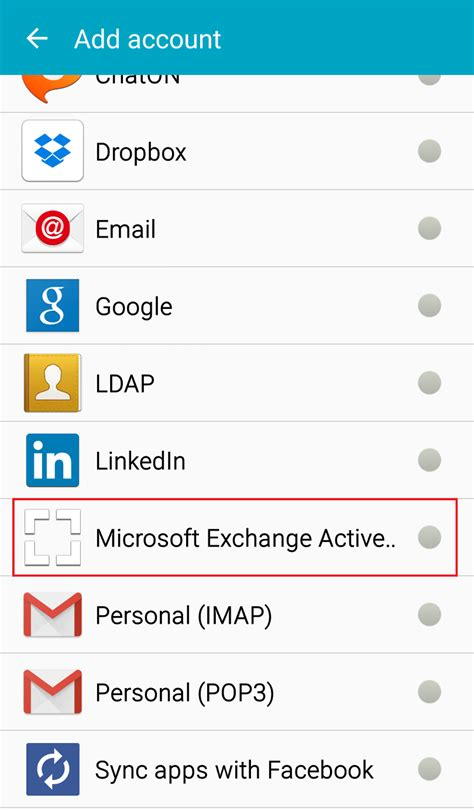 how to add email to android connect your android lollipop 5 0 1 device to live ucl using the email app