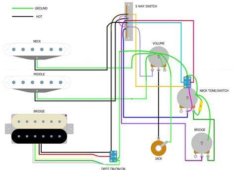 highway 1 fender stratocaster wiring diagram fender lead