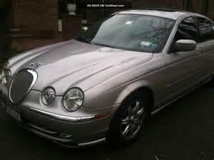 2000 Jaguar S Type 2000 Jaguar S Type Base Sedan 4 Door 4 0l