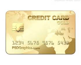 credit card template psd gold credit card template psdgraphics