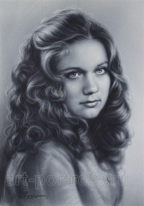 drawing of a beautiful girl
