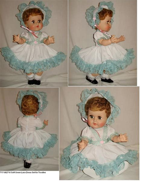White Dress T17 jans doll closet jmh enterprise doll clothes for all dolls w shoes or heels revlon fashion doll