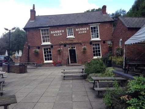 crooked house outside picture of the crooked house dudley tripadvisor