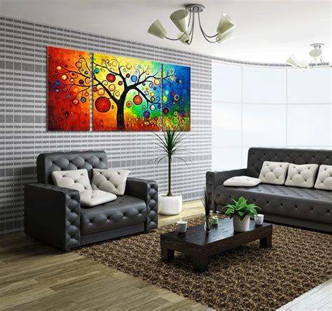 design decoration design decoration tree tableau contemporain