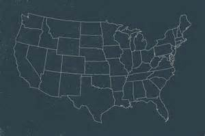 free us map outline vector 12 us map silhouette vector images usa outline map