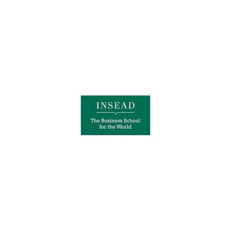 Insead Application Fee Mba by A List Of The Top 10 Executive Mba Programs In The World