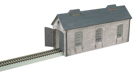 Bachmann 4 Road Engine Shed by Bachmann Bachmann 35905 Engine Shed