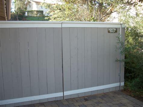rv fence sentry fence company 4s ranch ca fence contractor