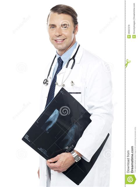 Smart Surgeons smart surgeon holding x report of a patient royalty