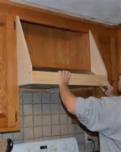 Paint Existing Kitchen Cabinets remodelaholic create a storage range hood