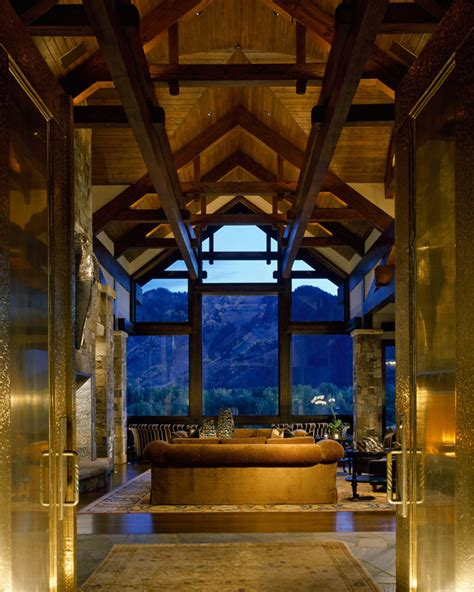 amazing Contemporary Style Interior Design #4: aspen-bavarian-style-luxury-mountain3.jpg