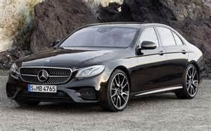 East Mercedes 2017 Mercedes Amg E43 Launched At New York Auto Show