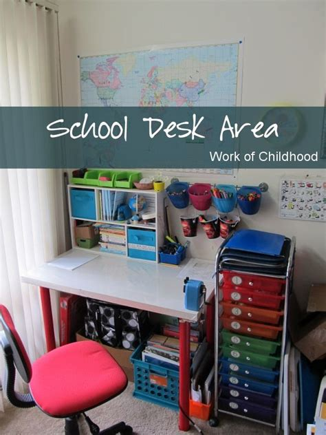 School Desk Organization Ideas 17 Best Ideas About School Desk Organization On College Desk Organization Study