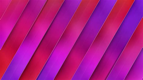 wallpaper stripes lines pink hd  abstract