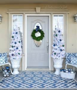 35 frosty blue and white d 233 cor ideas digsdigs