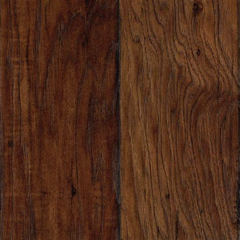 Home Decorators Collection Flooring Home Decorators Collection Espresso Pecan 8 Mm Thick X 6 1 8 In Wide X 54 11 32 In Length