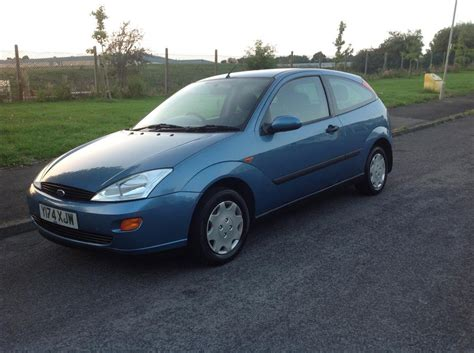 how petrol cars work 2001 ford focus security system 2001 ford focus 1 4 cl 3 door hatch mot march 2017 v g c drive away dudley sandwell mobile