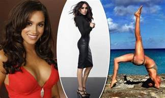 meghan markle meghan markle sexiest photos prince harry s girlfriend s hottest pictures revealed life