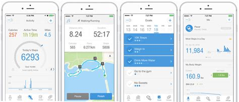 pedometer app for android best free pedometer apps for iphone and android