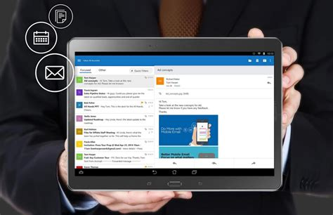 outlook android app outlook voor android nu voor iedereen te downloaden