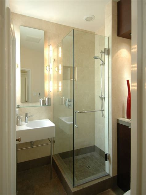 Small Bathroom Showers Ideas Small Shower Room Decorating Ideas