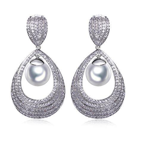 how to make pave jewelry innovative designs of teardrop fancy earrings