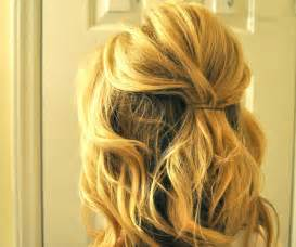 easy hairstyles for attending a wedding