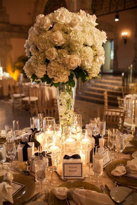 Stunning Wedding Centerpiece Ideas That Won't Make You