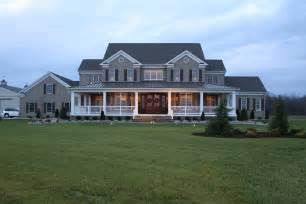 farmhouse with wrap around porch traditional farmhouse exterior colors exterior traditional