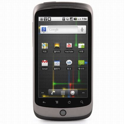 froyo android nexus one with android 2 2 froyo launched in korea unwired view