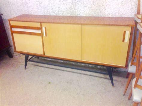 meuble vintage pas cher meuble enfilade scandinave vintage pas cher bahut luckyfind