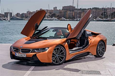 2019 Bmw Roadster by 2019 Bmw I8 Roadster Pricing Revealed