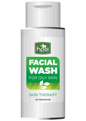 Hpai Wash Skin 60 Ml wash skin sabun cair wajah berminyak hpai