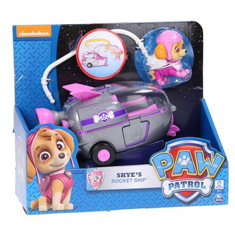 speelgoed paw patrol paw patrol skye s rocket ship online kopen lobbes nl