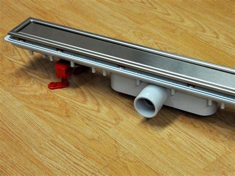 scarico doccia filo pavimento pin scarico per doccia filo pavimento in acciaio inox