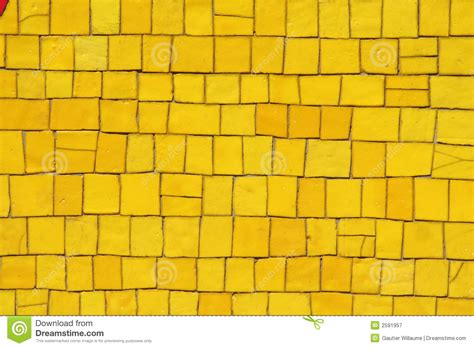 yellow pattern tiles yellow mosaic royalty free stock photography image 2591957