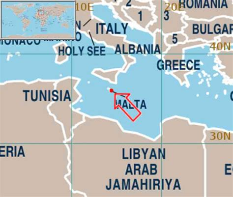 malta in the world map malta on the world map map travel