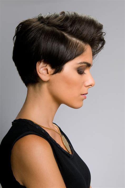 Kurze Haarfrisuren by Kurzhaarfrisuren Ein Frisuren Trend Frisuren Magazin