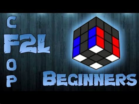 tutorial rubik f2l vdyoutube download video quot cfop f2l for beginners