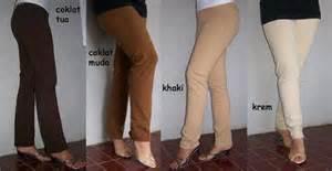 Celana Panjang Jumbo Model Pensil Farel celana dan rok three rumahosi